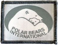 Polar Bear Signature PBI Patch