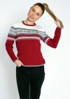Amalie Merino Wool Pullover