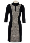 Lillian Wool Blend Dress