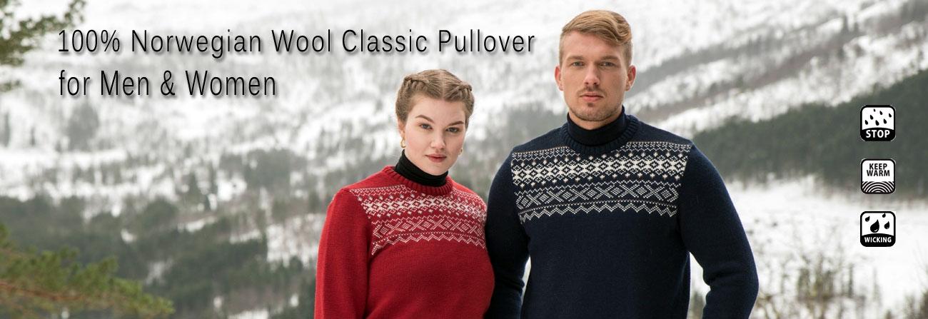 Vega Unisex Pullover