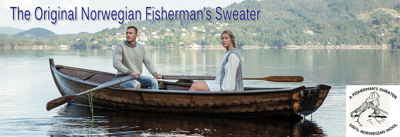 Norwegian Fisherman Sweater